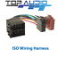 64-ISO-wiring-harness-adaptor-cable-connector-lead-loom-plug-wire thumbnail 1