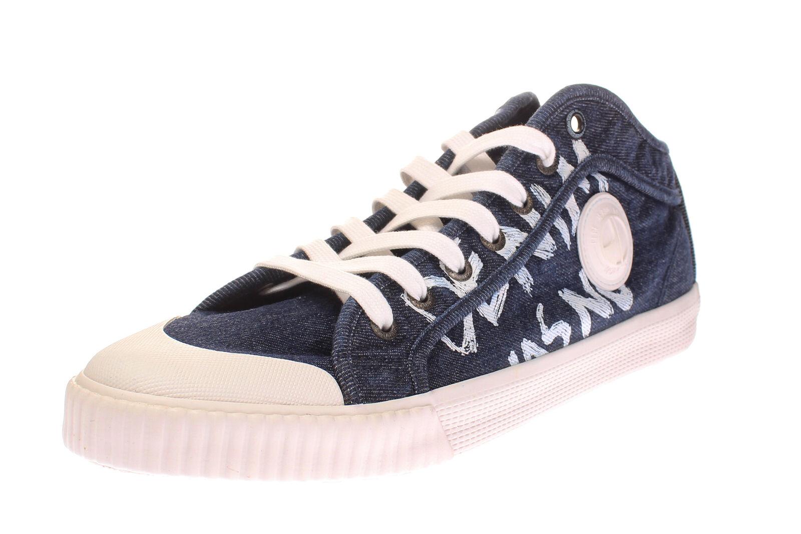 Pepe Footwear PMS30548 - Herren Schuhe Turnschuhe - 559-dr-denim