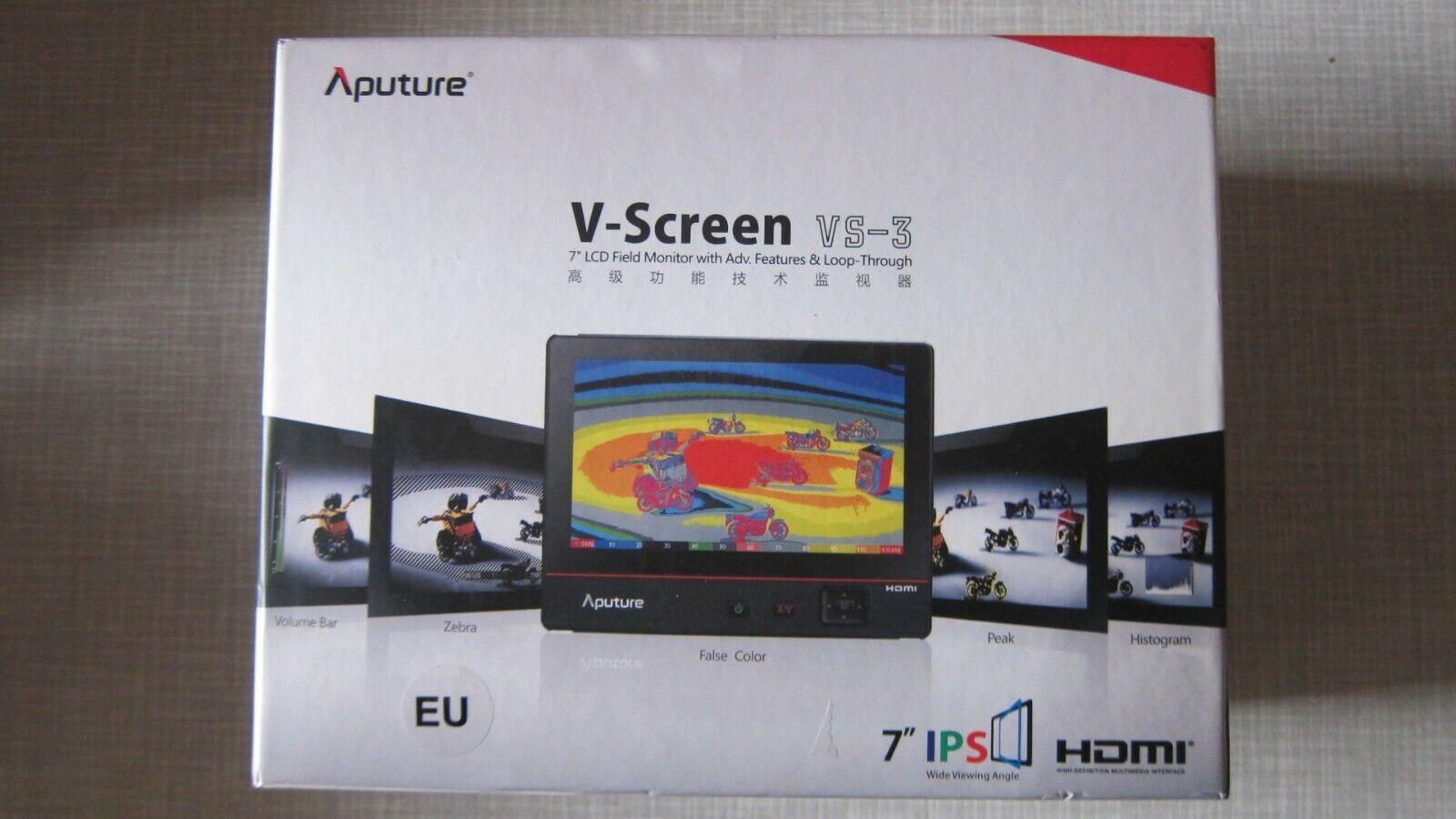 Monitor fotografia Aputure V Screen VS-3