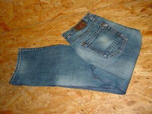 Tolle-Jeans-v-CORDON-Gr-W33-L32-blau-used-RAR