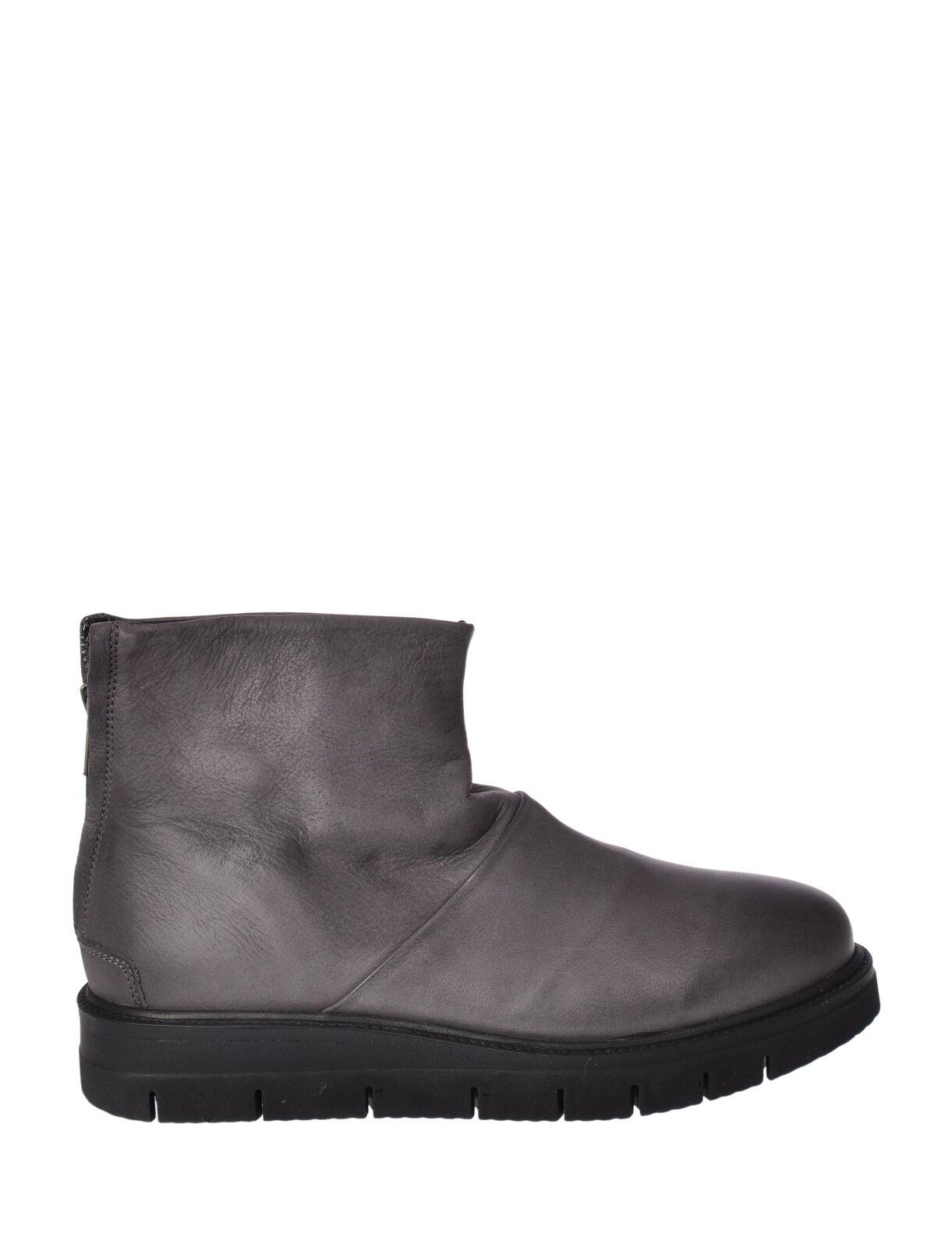 Lemarè - chaussures-Ankle-bottes - femme - gris - 451415C184155