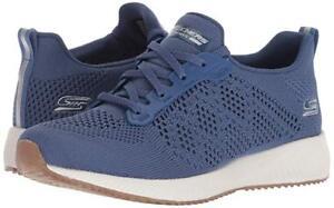 5832399242ecb Women Skechers Bobs Squad Open Weave Sneaker Shoe 31371 Color Navy ...