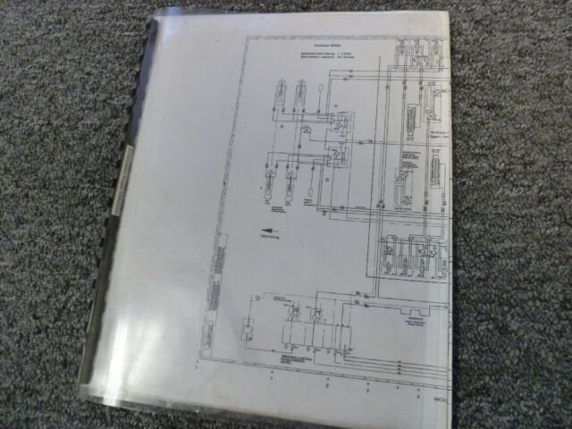 Grove Krupp Model Kmk 6200 Crane Electrical Wiring Diagram