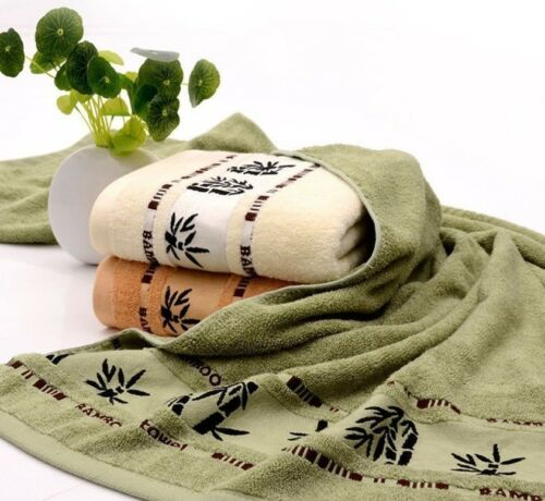 Women/'s Bamboo Fiber Baths Towel 70x140cm Super Absorbent Bath Towels For Ladies
