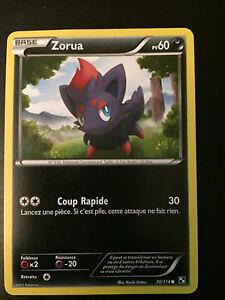 Pokemon Carte Card Zorua Promo 009//009 CS1