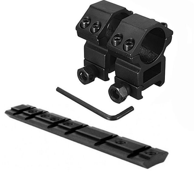 High Profile For Ruger 10/22 Mounting Kit - 1