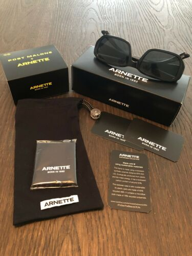 Post Malone Arnette Sunglasses w/Promotional Poste