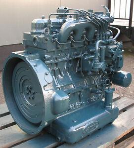 Moteur kubota v1702