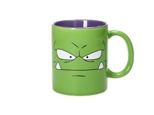 Mug-Tasse-Dr-Slump-King-Nikochan-Green-Purple-33-cl-SD-Toys