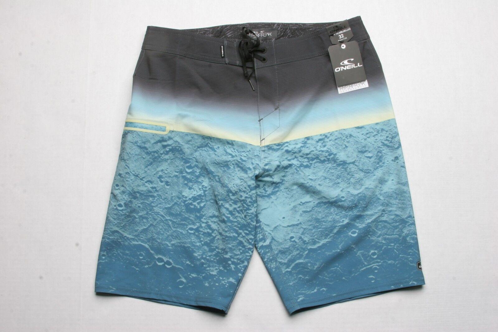 O'Neill Hyperfreak Boardshort (32) Grey