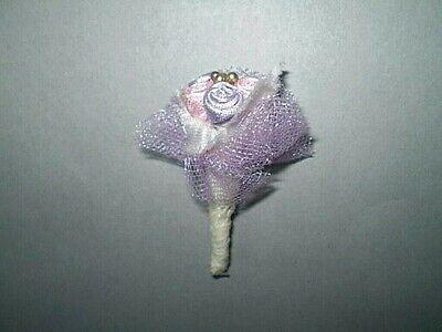 1 Bouquet De Mariee Pour Poupee Barbie Zacht En Antislippery