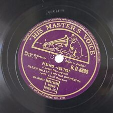 78rpm GLENN MILLER perfidia / the one i love