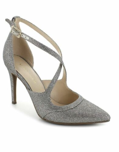 SS  Toe Ankle Strap CHOOSE SIZES//COLORS NEW WOMEN/'S Marc Fisher Nagida