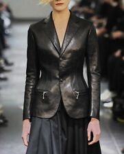 Junya Watanabe runway Leather biker jacket NWT Size S