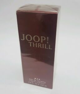 lower price with uk store sneakers for cheap Details about Joop Thrill Man by Joop Eau de Toilette Spray 100ml