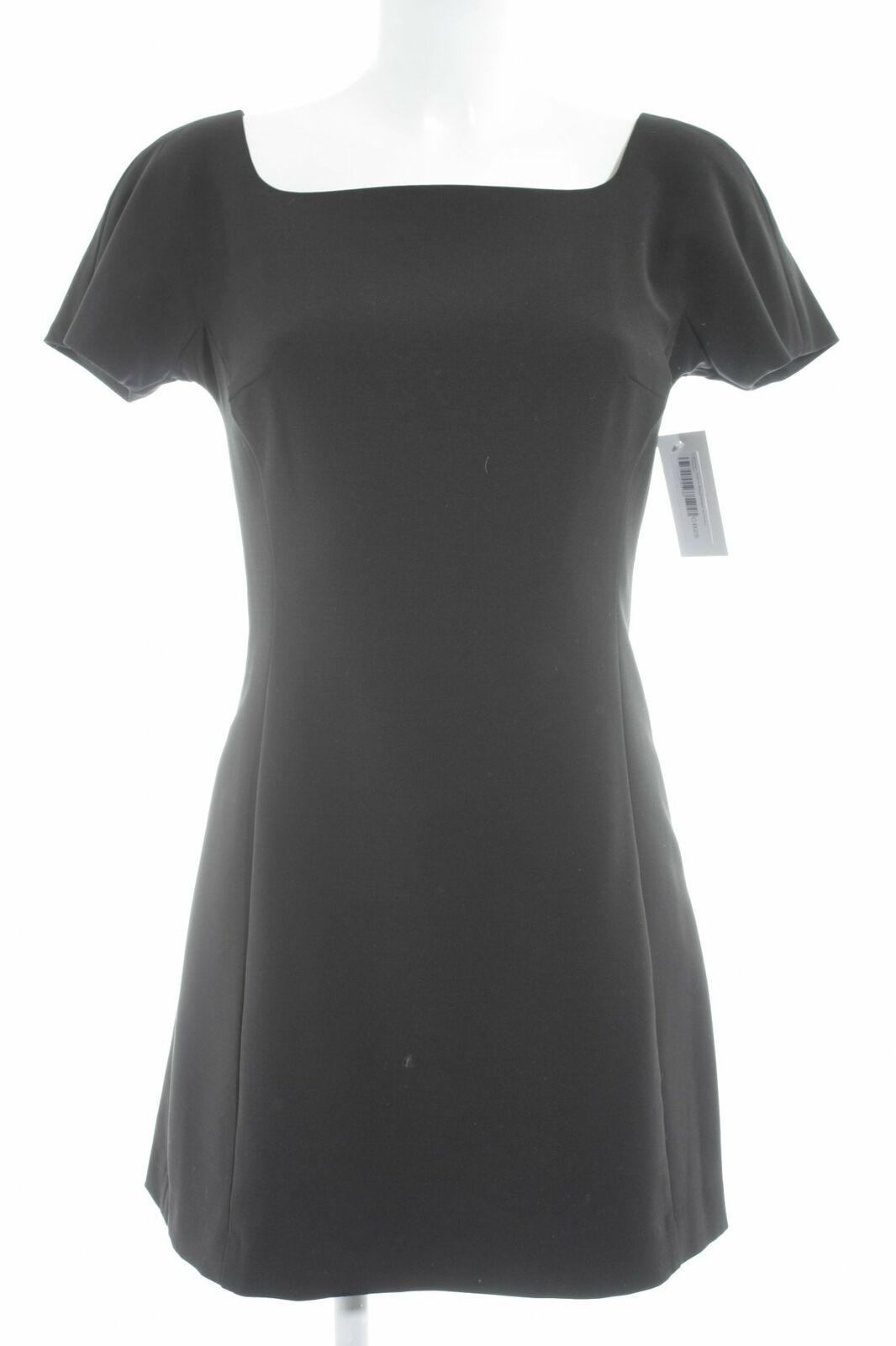 ARMANI JEANS Bleistiftkleid schwarz Elegant Damen Gr. DE 42 Kleid Dress