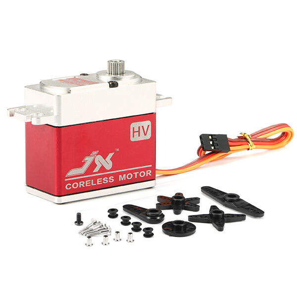 JX Servo PDI-HV7232MG 30KG Large Torque 180  High Voltage Digital Servo