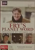 1 of 1 - Fry's Planet Word Frys  (DVD, 2012, 2-Disc Set) R4 - Australian Release