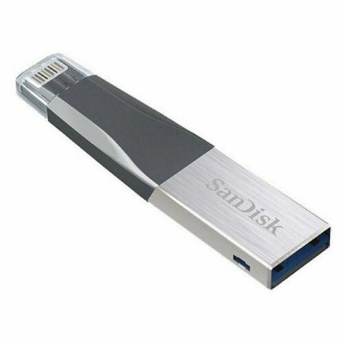SanDisk 16GB 32GB 64GB 128GB iXpand Lightning USB 3.0 SDIX40N For iPhone /& iPad