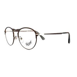 99b7bb3290 Image is loading Persol-Glasses-Frames-PO-7092V-1072-Matt-Brown-