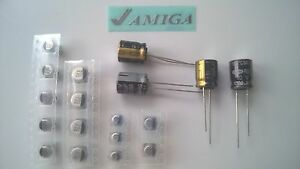 AMIGA-1200-Repair-Refurb-Capacitor-Kit-HIGH-Quality