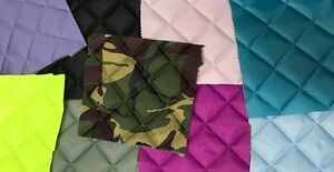 Quilted-Fabric-Waterproof-4oz-BOX-Design-Sold-Per-Metre-Dog-Beds-Quilted-Coats