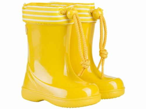 NEW IGOR rain boots PIPO NAUTICO made in Spain size toddler 6-12
