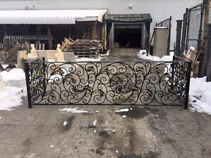 The Best Hand Made Wrought Iron Victorian Style Estate
