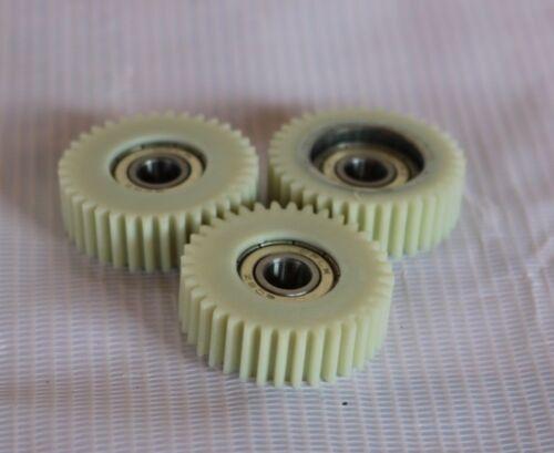 Seegeringe Ersatzzahnräder 27 Zähne,8mm lager bohrung,36,5mm Außendurchmesser