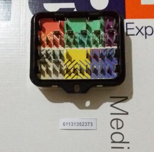 NEW OEM BMW 61131352373 Fuse box 114 1502-2002tii