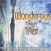 Yes Tribute CD Judie Tzuke,Steve Overland (FM),Damien Wilson (Threshold) (New!),