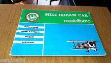 MINI DREAM CAR MODELLISMO-RADIOCOMANDI-MOTORI A SCOPPIO-MODELLI-ACCESSORI--SL38