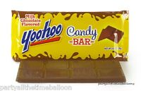 Yoo Hoo Candy Bars Lot Of 6 Free Shipping Just Like The Drink Huge Bars 4.2 Oz.