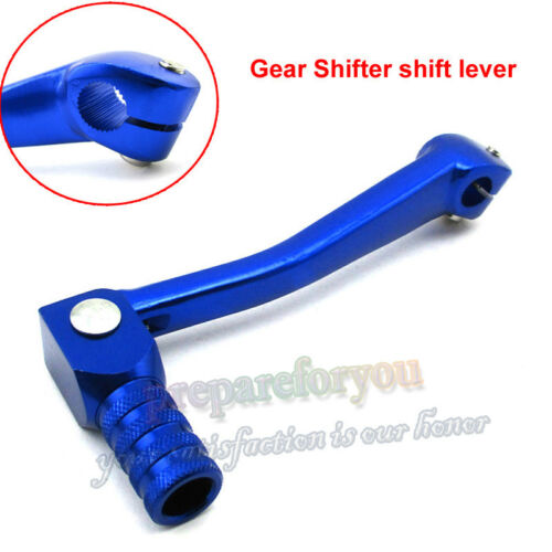 Gear Shifter Lever Blue For Chinese Pit Dirt Bike TTR XR50 CRF50 KLX110 50-125cc