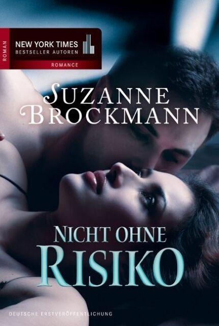Nicht ohne Risiko von Suzanne Brockmann (2013, Taschenbuch), UNGELESEN