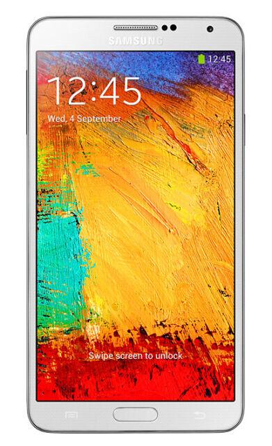 SAMSUNG GALAXY NOTE 3 N9005 WHITE WEIß OHNE VERTRAG NFC N 9005 ANDROID 4.3 LTE
