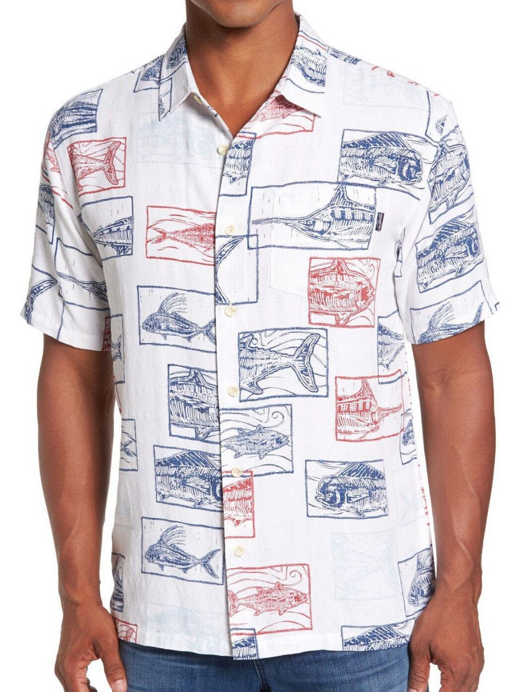 Oneill Men's S S Woven Button-Up Shirt