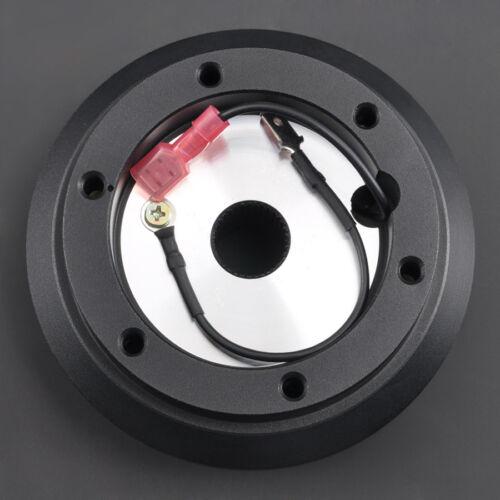 Short Hub Steering Wheel Adaptor For Honda EK Civic Accord Prelude 2//3//4//5 Door
