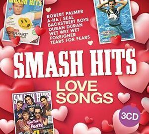 Various-Artists-Smash-Hits-Love-Songs-Various-New-CD-UK-Import