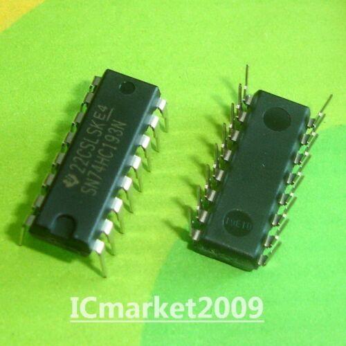 Circuit intégré SN74HC193N 74HC193