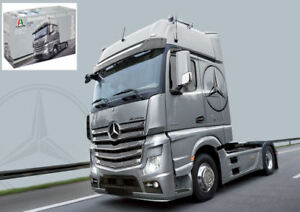 Kit plastique Mercedes Actros Mp4 Gigaspace Camion pour camion 1:24 modèle 3905 Italeri
