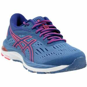 ASICS-GEL-CUMULUS-20-Casual-Running-Shoes-Blue-Womens