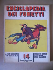 Enciclopedia dei Fumetti Fascicolo 14 ed. Sansoni - BRICK BRADFORD [G757] BUONO