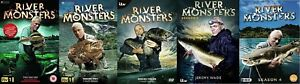 RIVER-MONSTERS-Series-1-5-Jeremy-Wade-SEALED-NEW-Collection-seasons-1-2-3-4-5