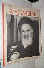 AYATOLLAH KHOMEINI Matthew Gordon Targa Italiana Storia islamica Iran Islam di e