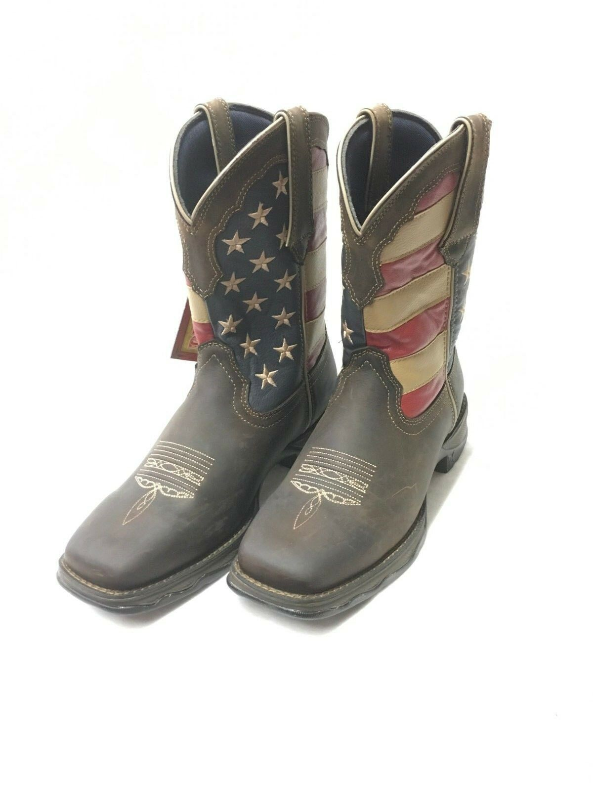 acquista marca Lady Rebel Rebel Rebel by Durango Western Flag stivali, Style RD4414  in linea