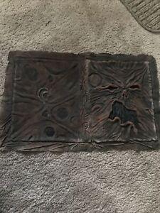 necronomicon evil dead book cover