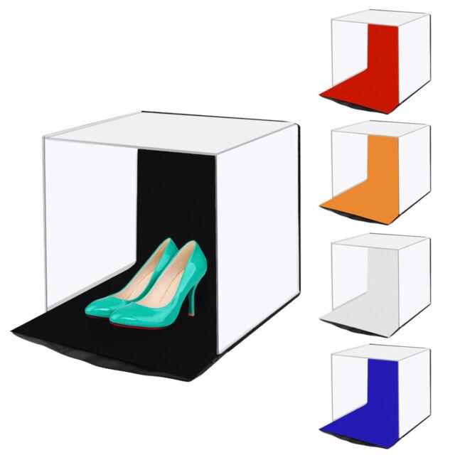 Mini Photo Studio Light Box Photography Foldable Backdrop Light Room Tent  !