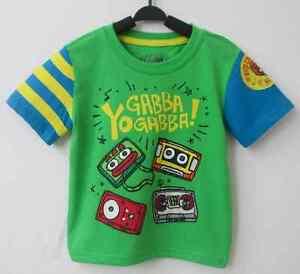 YO-GABBA-GABBA-D-J-Lance-Unisex-T-Shirt-18mths-24mths-3yrs-4yrs-5yrs-BRAND-NEW