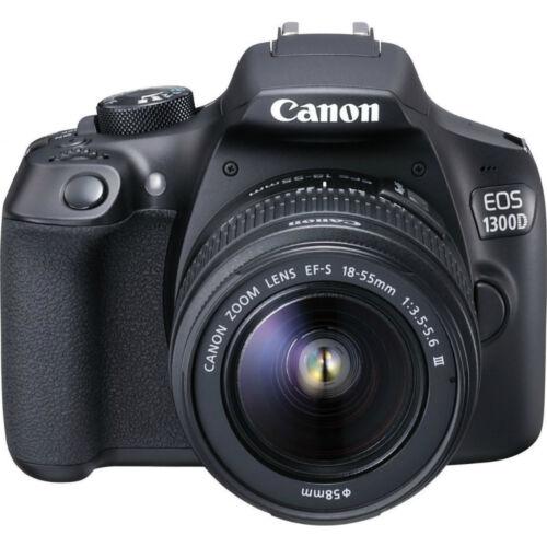 Canon-EOS-1300D-con-Objetivo-18-55mm-III-Negro